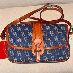 Dooney & Bourke equestrian Purse bag